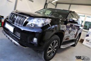 powłoka - Toyota Land Cruiser
